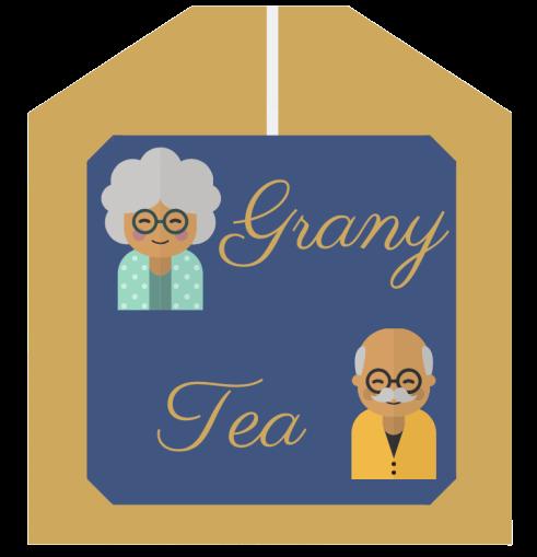 Grany Tea - Salomé Quintart, Assistante Sociale